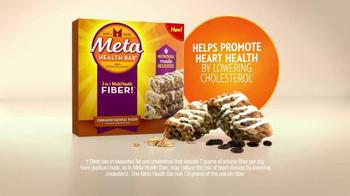 Metamucil Health Bar TV Spot, 'Elevator' Featuring Michael Strahan - Thumbnail 6