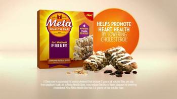 Metamucil Health Bar TV Spot, 'Elevator' Featuring Michael Strahan - Thumbnail 7