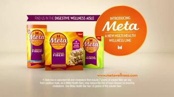 Metamucil Health Bar TV Spot, 'Elevator' Featuring Michael Strahan - Thumbnail 9