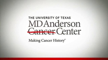 MD Anderson Cancer Center TV Spot, 'Make Cancer History' - Thumbnail 7