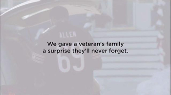 Procter & Gamble TV Spot, 'True American Heroes' Featuring Jared Allen - Thumbnail 2