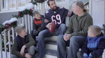 Procter & Gamble TV Spot, 'True American Heroes' Featuring Jared Allen