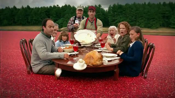 Ocean Spray Jellied Cranberry Sauce TV Spot, \'Thanksgiving Turkey Dinner\'