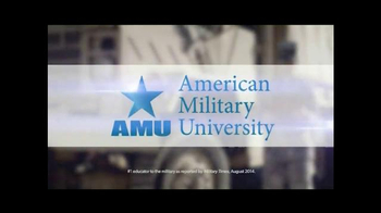 American Military University TV Spot, 'Learn From the Leader' - Thumbnail 3