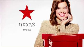 Macy's Star Gift TV Spot, 'Holiday Magic' - Thumbnail 10