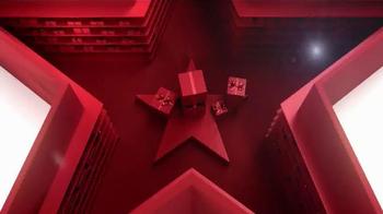 Macy's Star Gift TV Spot, 'Holiday Magic' - Thumbnail 2