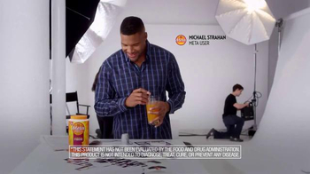 Metamucil TV Spot, 'Skip the Bad Stuff' Featuring Michael Strahan - Thumbnail 1