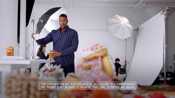 Metamucil TV Spot, 'Skip the Bad Stuff' Featuring Michael Strahan - 3205 commercial airings