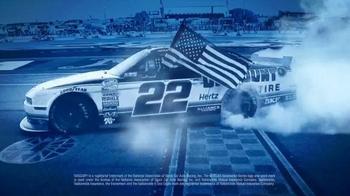 Nationwide Insurance TV Spot, 'NASCAR Nationwide Series: Thank You' - Thumbnail 10