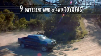 Toyota TV Spot, 'AWD Season' - Thumbnail 2