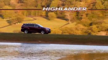 Toyota TV Spot, 'AWD Season' - Thumbnail 4