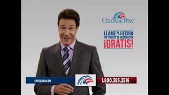 Colonial Penn TV Spot, 'Beisbolista' Con Fernando Allende [Spanish]