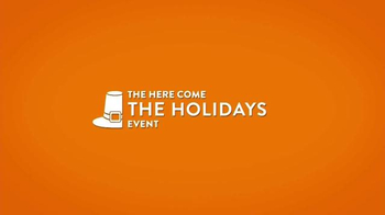Ashley Furniture Homestore Here Come the Holidays Event TV Spot, 'Buckles' - Thumbnail 5