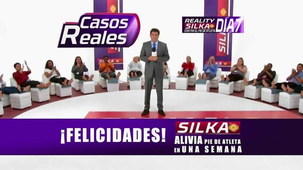 Silka TV Commercial, 'Reality Silka: D??a Siete' Con Jorge van Rank
