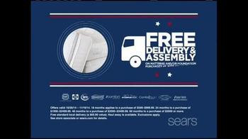 Sears Veterans Day Mattress Spectacular TV Spot, 'Find Your Sleep Solution' - Thumbnail 4