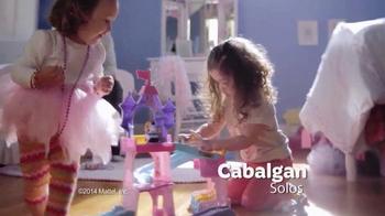 Fisher Price Disney Princess Klip Klop Stable TV Spot [Spanish] - Thumbnail 1