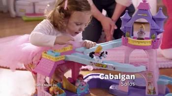 Fisher Price Disney Princess Klip Klop Stable TV Spot [Spanish] - Thumbnail 2