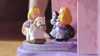 Fisher Price Disney Princess Klip Klop Stable TV Spot [Spanish] - Thumbnail 7