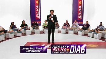 Silka TV Spot, 'Reality Silka: Día Seis' Con Jorge van Rankin [Spanish]