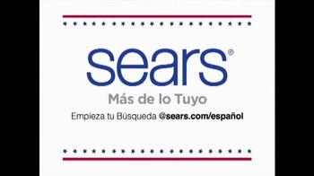 Sears Venta del Día de los Veteranos TV Spot, 'Colchones' [Spanish] - Thumbnail 5