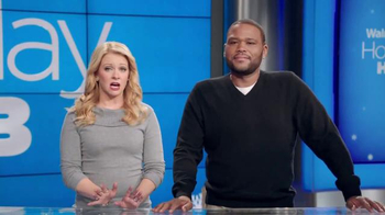Walmart TV Spot, 'Kids' Featuring Anthony Anderson and Melissa Joan Hart - Thumbnail 2