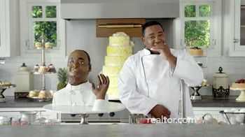 Realtor.com TV Spot, 'Accuracy Matters: Cake Portrait Chef'