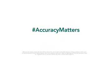 Realtor.com TV Spot, 'Accuracy Matters: Cake Portrait Chef' - Thumbnail 10
