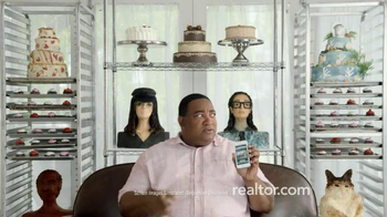 Realtor.com TV Spot, 'Accuracy Matters: Cake Portrait Chef' - Thumbnail 5