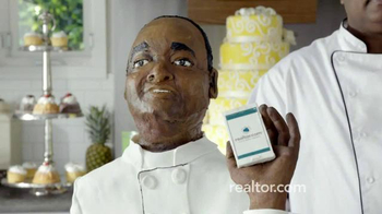 Realtor.com TV Spot, 'Accuracy Matters: Cake Portrait Chef' - Thumbnail 8