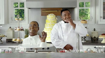 Realtor.com TV Spot, 'Accuracy Matters: Cake Portrait Chef' - 3656 commercial airings