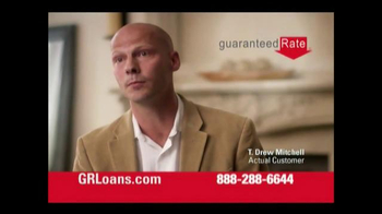 Guaranteed Rate TV Spot, 'Thousands of Customers' Featuring Ty Pennington - Thumbnail 4
