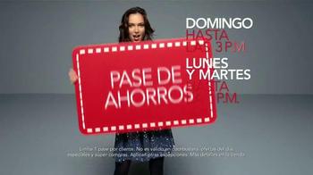 Macy's Venta del Día de los Veteranos TV Spot, 'Ahorros' [Spanish] - Thumbnail 6