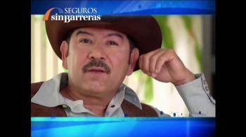 Seguros Sin Barreras TV Spot, 'Confianza, Ahorro y Tranqulidad' [Spanish] - Thumbnail 1