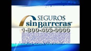 Seguros Sin Barreras TV Spot, 'Confianza, Ahorro y Tranqulidad' [Spanish] - Thumbnail 10
