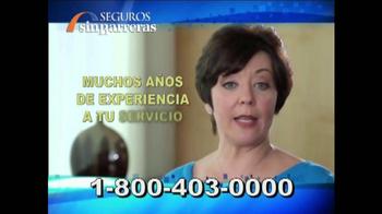 Seguros Sin Barreras TV Spot, 'Confianza, Ahorro y Tranqulidad' [Spanish] - Thumbnail 3