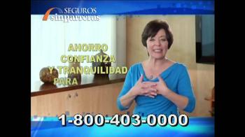 Seguros Sin Barreras TV Spot, 'Confianza, Ahorro y Tranqulidad' [Spanish] - Thumbnail 5