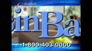 Seguros Sin Barreras TV Spot, 'Confianza, Ahorro y Tranqulidad' [Spanish] - Thumbnail 9