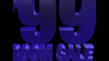 Empire Today $99 Room Sale TV Spot, 'Huge Sale' - Thumbnail 1