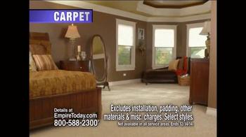 Empire Today $99 Room Sale TV Spot, 'Huge Sale' - Thumbnail 4