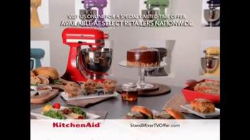 Kitchen Aid Stand Mixer TV Spot, 'Kitchen Staple' - Thumbnail 10