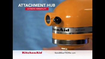 Kitchen Aid Stand Mixer TV Spot, 'Kitchen Staple' - Thumbnail 3