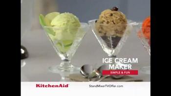 Kitchen Aid Stand Mixer TV Spot, 'Kitchen Staple' - Thumbnail 8