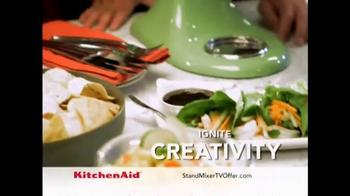 Kitchen Aid Stand Mixer TV Spot, 'Kitchen Staple' - Thumbnail 9