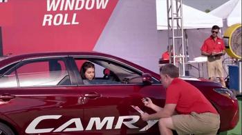 Toyota TV Spot, 'Camry Combine' - Thumbnail 4