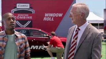 Toyota TV Spot, 'Camry Combine' - Thumbnail 5