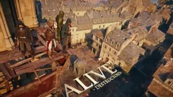 Assassin's Creed Unity TV Spot, 'A Massive Playground' - Thumbnail 3