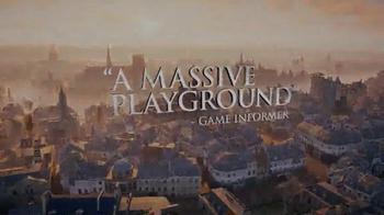 Assassin's Creed Unity TV Spot, 'A Massive Playground' - Thumbnail 5
