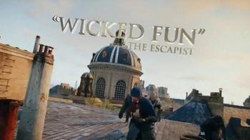 Assassin's Creed Unity TV Spot, 'A Massive Playground' - Thumbnail 6