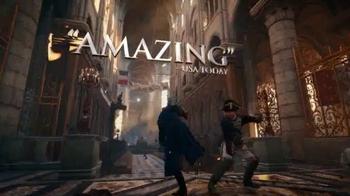 Assassin's Creed Unity TV Spot, 'A Massive Playground' - Thumbnail 7