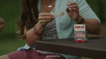 Band-Aid TV Spot, 'Help Support Our Veterans at Team Red, White & Blue' - Thumbnail 2
